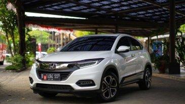 Data Dirilis, New Honda HR-V Pimpin Penjualan Honda Bulan Agustus 2018