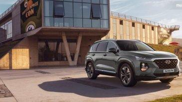 Review All New Santa Fe XG CRDi 2018: Oppa Tampan Dari Korea