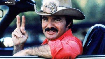 Burt Reynolds, Si Bandit Akhirnya Menyelesaikan 'Balapan'-nya Pada Umur 82 Tahun