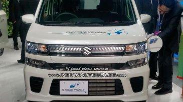 Gabungkan Kekuatan, Wagon R EV Join-Project Toyota dan Suzuki Diperkenalkan