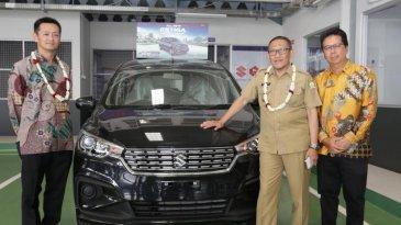 Pertajam Penjualan, Suzuki Hadirkan Dealer Di Banten
