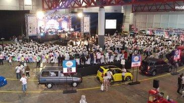 Solidariland, Solidaritas Ala Toyota Owner Club di Toyota Jamboree 2018