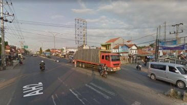 Simpang Sumurpanggang Kota Tegal Dipasang Traffic Light, Warga Senang Bukan Main