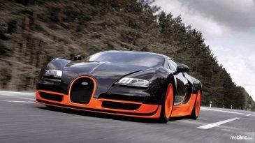 Mahalnya, Biaya Ganti Oli Bugatti Bisa Untuk Beli Mobil Baru!