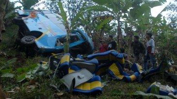 Memprihatinkan, Tiap 1 Jam 3 - 4 Orang Indonesia Meninggal Karena Kecelakaan Lalu Lintas