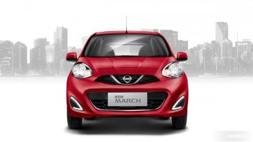 Review Nissan March 2018