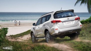 Review Dan Test Drive Nissan Terra 2.5VL 2018