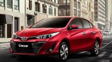 Review Toyota Vios G CVT 2018, Varian Otomatis Dari Tipe Tertinggi Vios