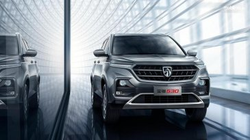 Review Wuling SUV Baojun 530 2018