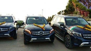 Dermawan Banget, Bos Ini Hadiahkan 3 Mercedes-Benz GLS 350d Cuma-Cuma