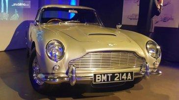 Aston Martin Rayakan Global James Bond Day dengan Mobil Legendaris James Bond