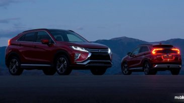 Review Mitsubishi Eclipse Cross 2019