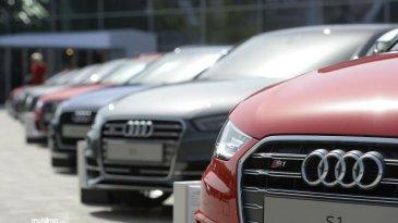 Waduh, Audi Kena Denda Rp 14 Triliun Gara-Gara Asap Mobil Diesel