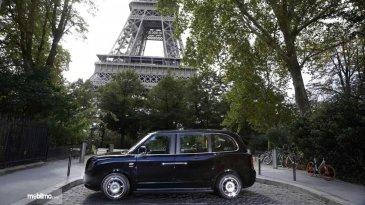 TX eCity, Taksi Elektrik Pemberantas Polusi Diangkut ke Prancis