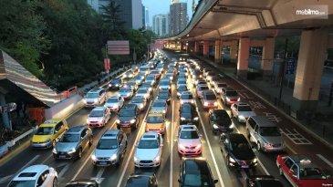 Wah, Pembatasan Kendaraan di Beijing Ternyata Lebih Kejam Dari Ganjil Genap di Jakarta