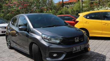Review dan Test Drive Honda All New Brio RS 2018