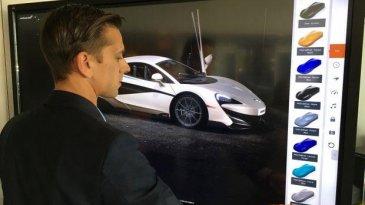 Pilih Mobil McLaren Sama Seperti Bermain Video Game