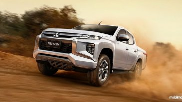 Review Mitsubishi Triton 2019