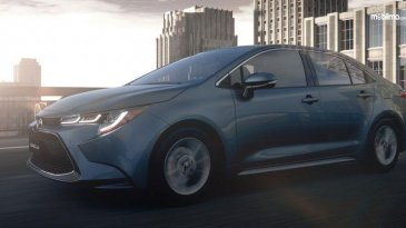 Review Toyota Corolla Altis 2019