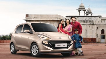 Review Hyundai Santro 2019, Sang Penerus Kesuksesan City Car Hyundai Di Indonesia
