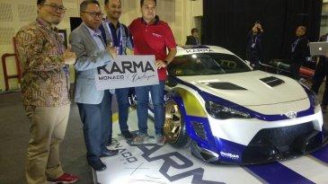 IMX 2018: KARMA dari Kiki Anugraha Buktikan Prestasi Generasi Muda Indonesia