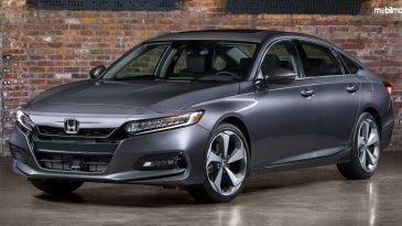 Honda Accord Terbaru Meluncur, Ada Perubahan Apa Saja?