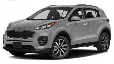 Review KIA Sportage 2018