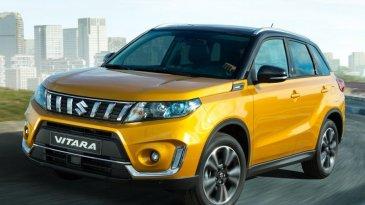Review Suzuki Vitara 2019
