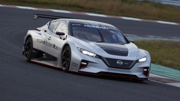 Review Nissan Leaf Nismo RC 2019