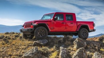 Review Jeep Gladiator 2019