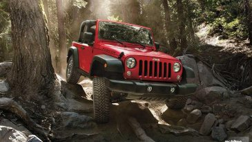 Review Jeep Wrangler JL 2019