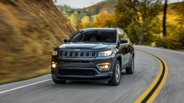 Review Jeep Compass 2019: Pilihan SUV Off-Road Jeep