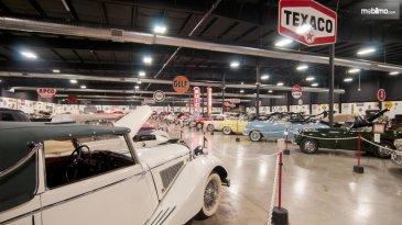 Gulung Tikar, Museum Mobil Tupelo Lelang 160 Mobil Klasik Tahun Depan