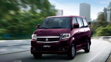 Review Suzuki APV Arena 2018: Mobil Penumpang dengan Kenyamanan VIP