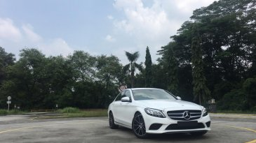 Review Mercedes-Benz C200 EQ Boost Avantgrade 2019