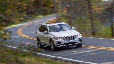 Review BMW X5 2019: Lebih Lega dengan Teknologi Berlimpah