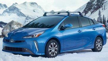 Review Toyota Prius 2019: Ikon Hybrid dengan Wajah Baru