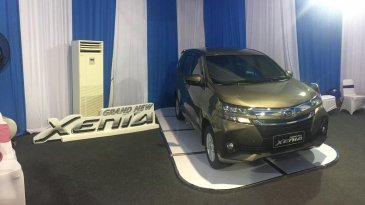 Review Daihatsu Grand New Xenia R A/T 1.3 2019
