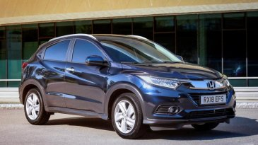 Review Honda HR-V Sport Turbo 2019: Gabungan Desain Elegan dan Performa Tinggi