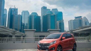 Review Daihatsu Ayla 1.2 R 2018: Desain Modern nan Ergonomis Daihatsu