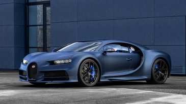 Bugatti Chiron Sport Edisi Khusus Tandai Ulang Tahun ke 110 Bugatti