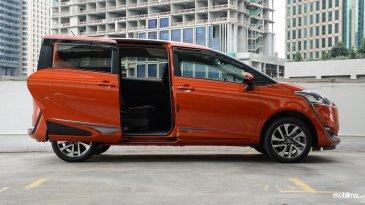 Mobil Boxy Kurang Peminat, Toyota Tak Ambil Pusing
