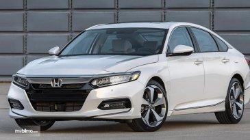 Review Honda Accord Turbo 2019: Mobil Mid-Size Sedan Dengan Teknologi Honda Sensing