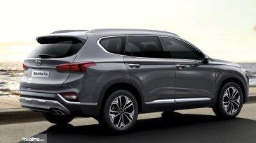Review Hyundai Santa Fe 2019: Mobil SUV Baru Dengan Fitur Lebih Lengkap
