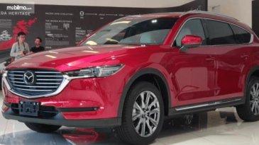 Hadir Di Malaysia, Mazda CX-8 Terbaru Punya 4 Varian