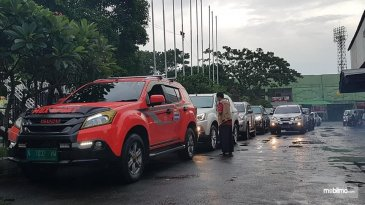 Isuzu Lovers and Friends Perkuat Solidaritas Pecinta Mobil Isuzu
