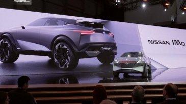 Geneva Motor Show 2019, Ada Nissan IMQ Hybrid Dengan Layar 33,1 Inchi