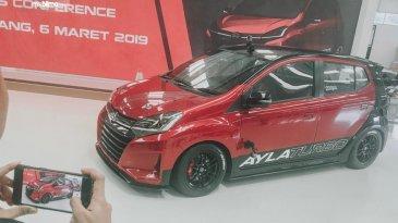Habiskan Setengah Miliar, Ini Dia Ubahan Teknis di Daihatsu Ayla Turbo