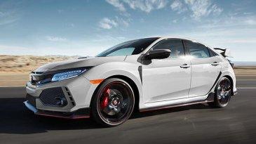 Tahun 2021, Honda Civic Type R Bakal Dibekali Mesin Hybrid
