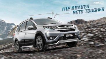 Honda BR-V Terbaru Siap Dirilis Buat Ganggu Dominasi Toyota Rush dan Daihatsu Terios